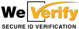 We Verify Logo